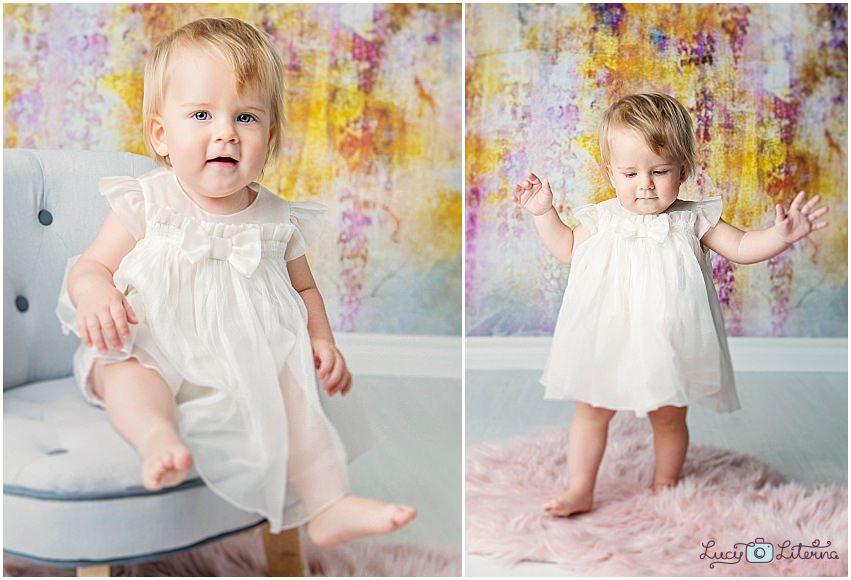 baby photography studio