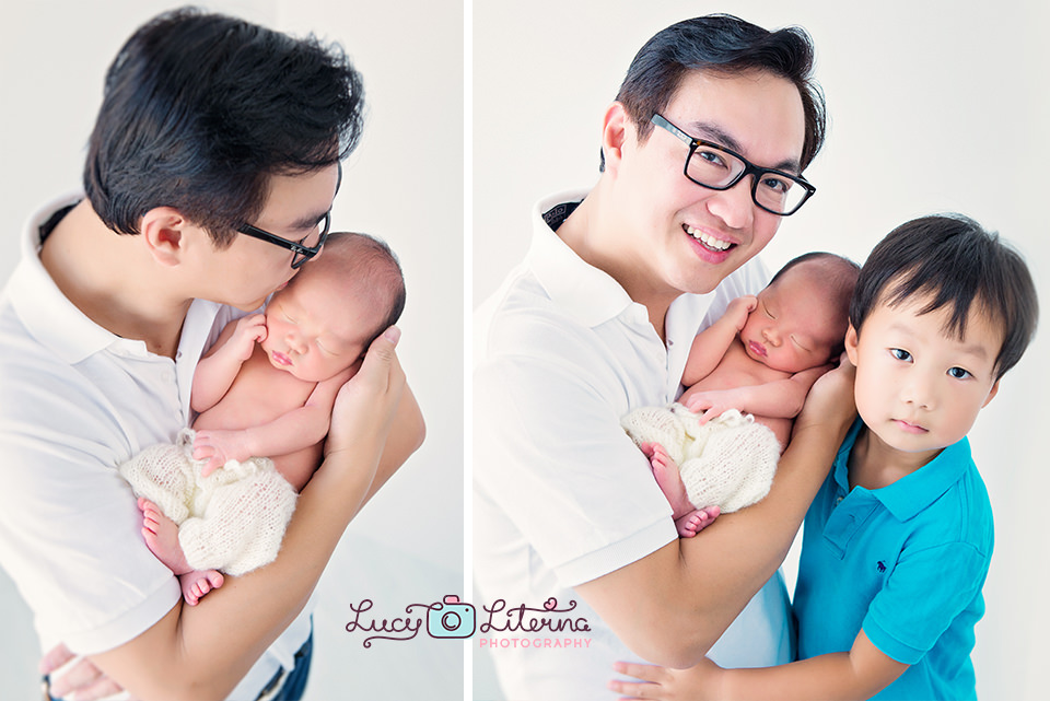 family-newborn-photo