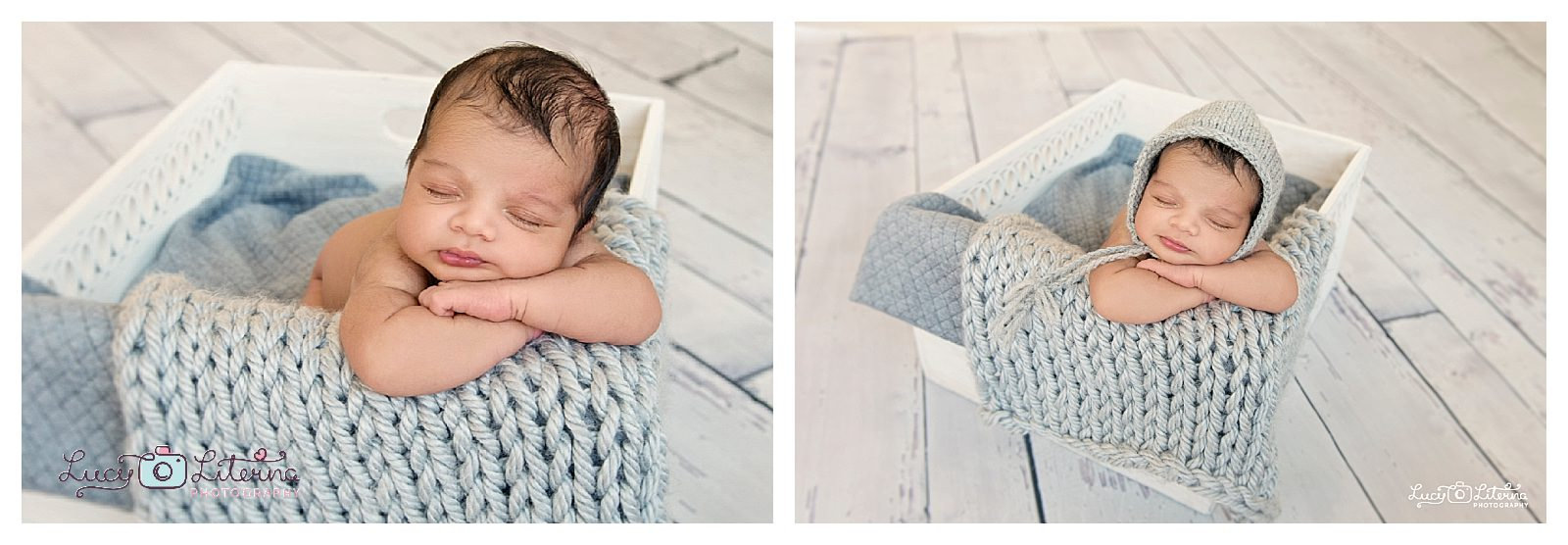 Newborn photographer toronto studio
