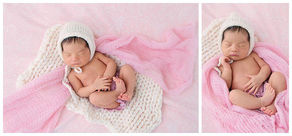 newborn photography markham