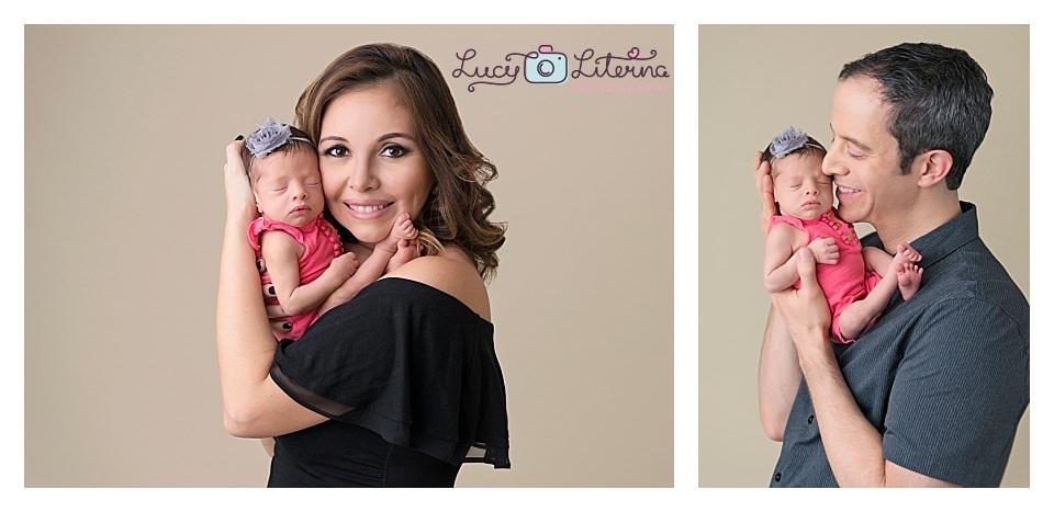 family newborn photography studio