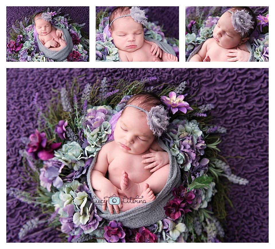 newborn baby photography studio