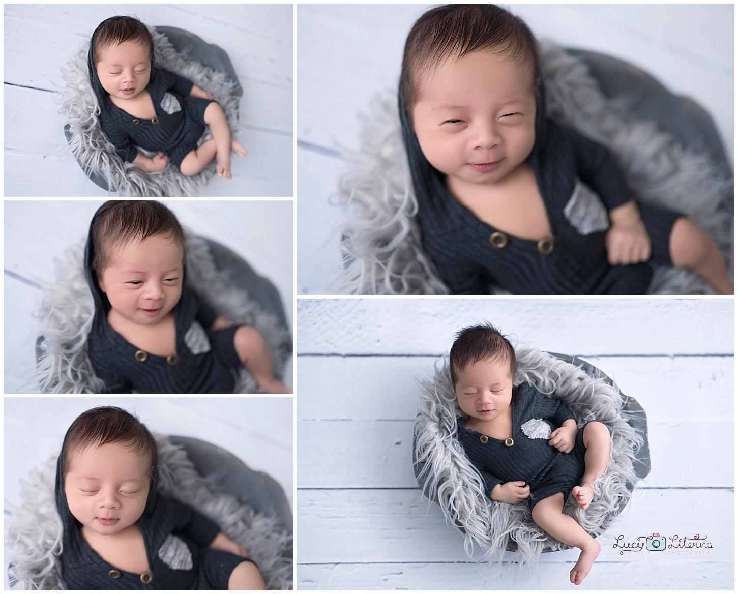 newborn baby photo studio