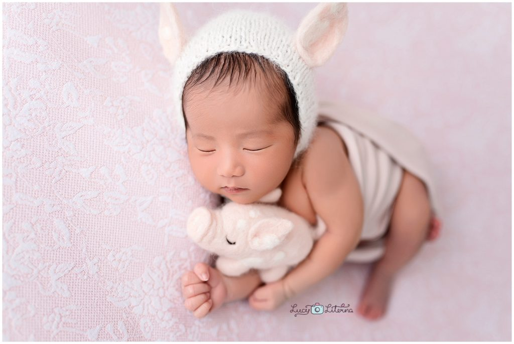newborn family photography studio