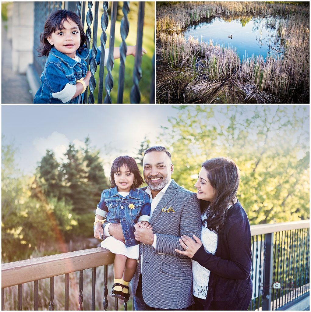 outdoor portrait photography session Richmond Hill