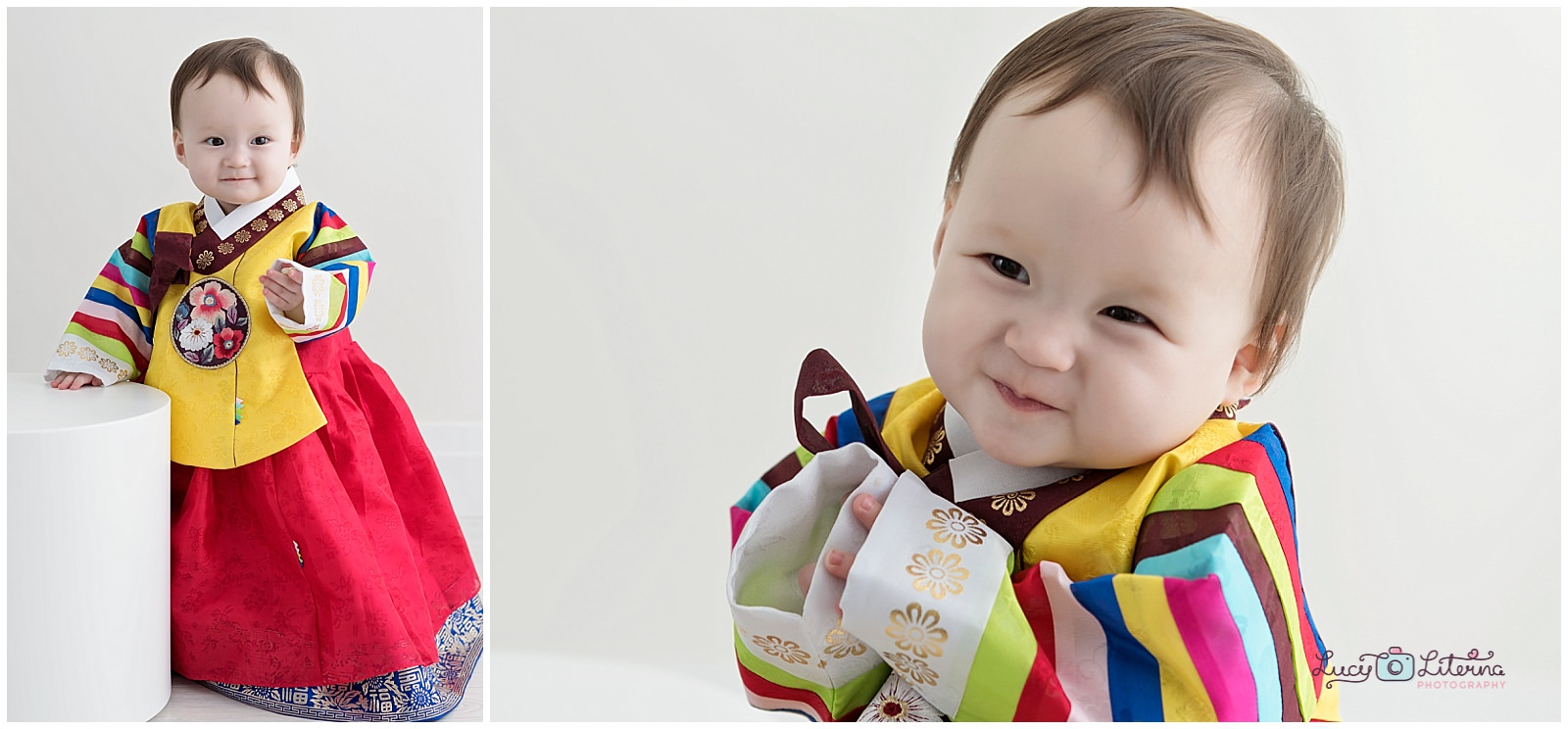 children baby photo sessions